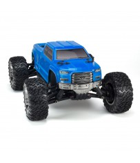 Big Rock Crew Cab 4X4 3S BLX 1/10TH 4WD MT (Blue)