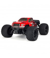 1/10 Granite Mega 4x4 Brushed 4WD MT Red/Black
