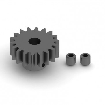18T Mod1 Pinion Gear