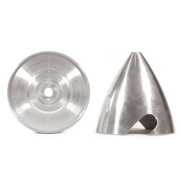 DISC.. 95mm (3.75inch) Aluminium Spinner