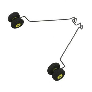 DISC.. Landing Gear: Rear: BMCXT