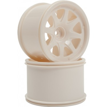 8-Spoke Wheel white (2 pcs) - S10 MT