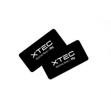 CCL Battery Weight - 97x47x0.76mm   30g