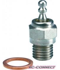 Platinum/Iridium glow plug 2 - standard- R5 medium/col