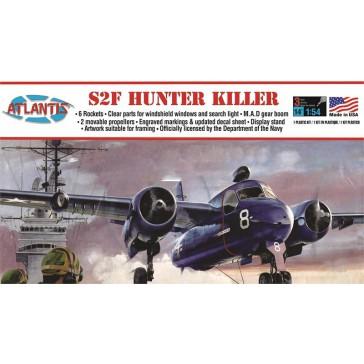 Grumman S2F Hunter Killer 1/54