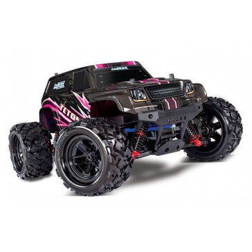 LaTrax Teton 1/18, Brushed (incl battery/charger), PINK