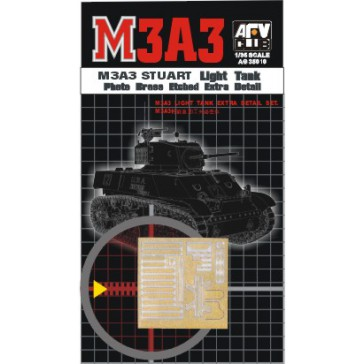 Photoetched M3A3 1/35