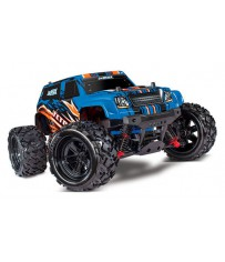 LaTrax Teton 1/18, Brushed (incl battery/charger), BLUEX