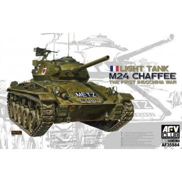 M24 Chaffee Light Tank Indoch. 1/35