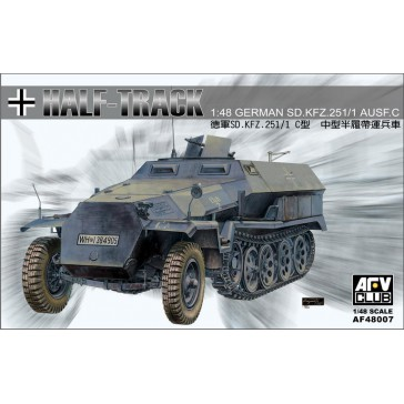 SD.KFZ.251/1 Ausf. C 1/48