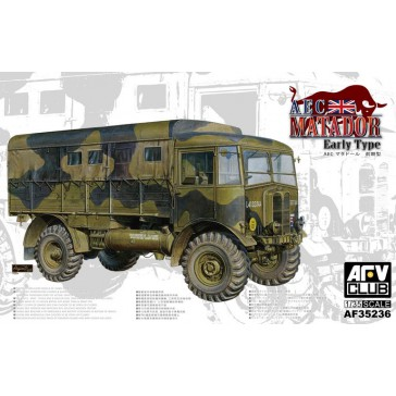 AEC Truck Early Type 1/35