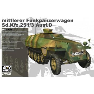 Sd.Kfz.251-3 Ausf.D 1/35