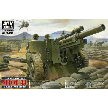 S105 MM HOWITZER M101A1 1/35