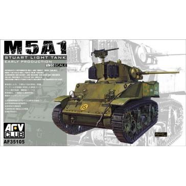 M5A1 Stuart Early Prod. 1/35