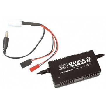 DISC.. Quick Charger 4