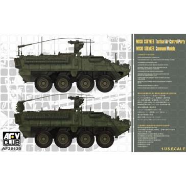 M1130 Stryker Command Veh. 1/35