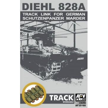 SPZ MARDER tracks set 1/35