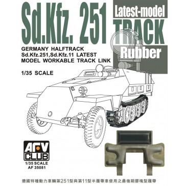 Sd.Kfz.251 Track 1/35