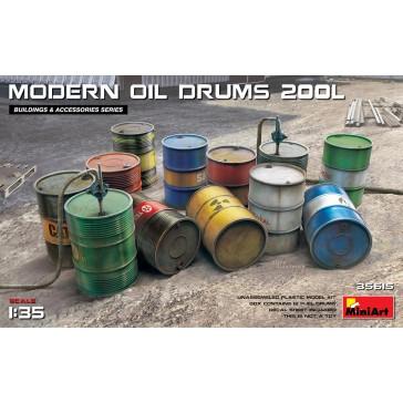 Modern Oil Drums 200 l  1/35