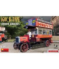 LGOC B-Type London Omnibus 1/35