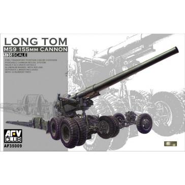 M59 155 mm CANON LONG TOM 1/35