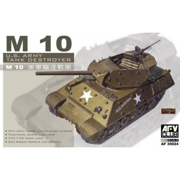 M10 TANK DESTROYER 1/35
