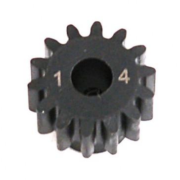 1.0 Module Pitch Pinion. 14T: 8E