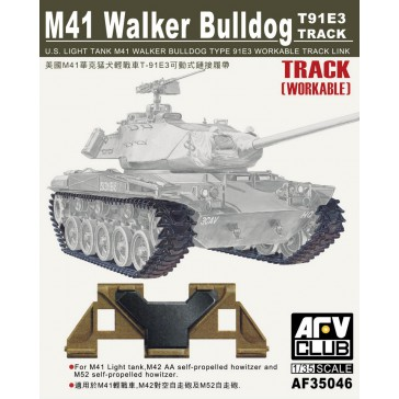 M41/42 Track (Articulated) 1/35