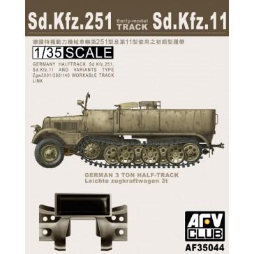 Tracks Sdkfz11/251 1/35