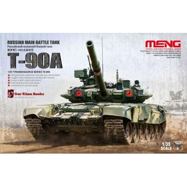 Russian Main Battle Tank T-90A  - 1:35