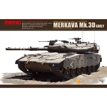 Merkava Mk.3D Early  - 1:35
