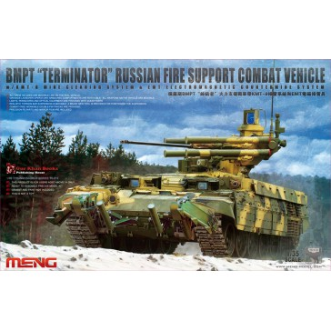 Russian Terminator Fire Support Combat  - 1:35