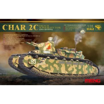 French super heavy tank Char 2C  - 1:35