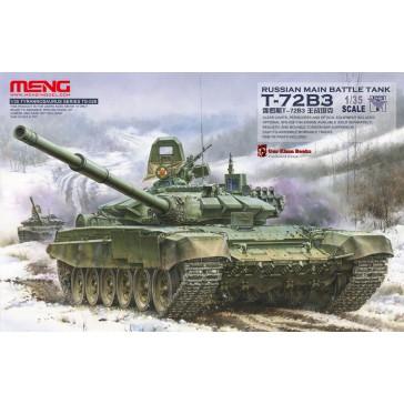 Russian Main Battle Tank T-72B3  - 1:35