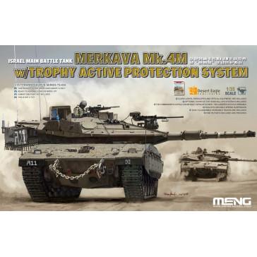 Israel Main Battle Tank merkava Mk.4M - 1:35