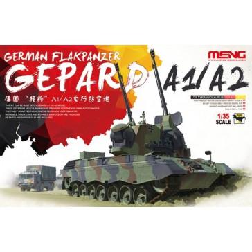 German Flakpanzer Gepard A1/A2  - 1:35