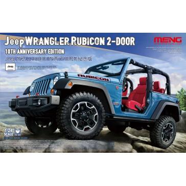 Jeep Wrangler Rubicon 2-Door 10th Anniversary Edition - 1:24