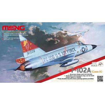 F-102A (Case X)  - 1:72