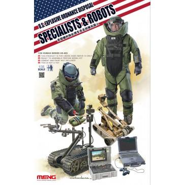 U.S. explosive ordnance disposal special  - 1:35