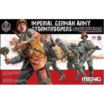 Imperial German Army Stormtroopers  - 1:35