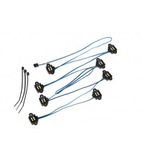 LED rock light kit, TRX-4 (requires 8028 power supply and 8018, 80
