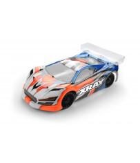 GTX8.2 - 1/8 LUXURY NITRO ON-ROAD GT CAR