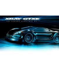 GTXE.2 - 1/8 LUXURY ELECTRIC ON-ROAD GT CAR