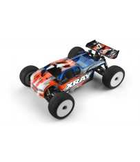 XT8.2 - 1/8 LUXURY NITRO RACING TRUGGY