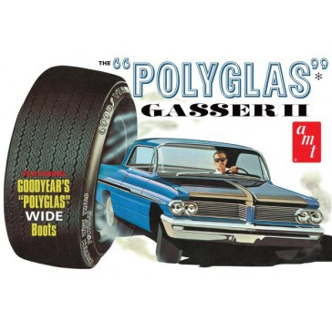 '62 Pontiac Catalina Polyglas  1/25