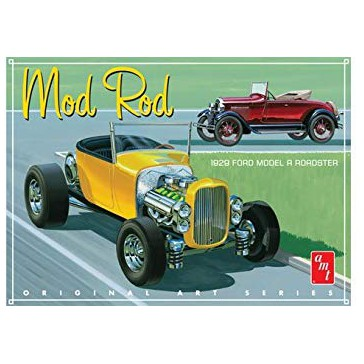 '29 Hot Rod Ford Model A       1/25