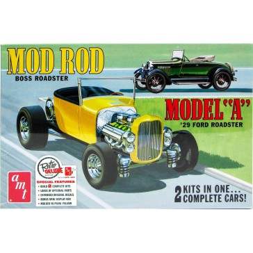 '29 Ford Model A Roadster      1/25
