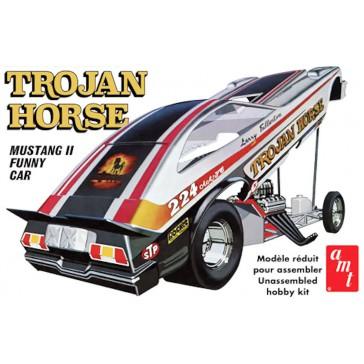 Trojan Horse 1975 Mustang Funny Car