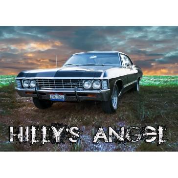 '70 Chevy Impala Heavy Chevy   1/25