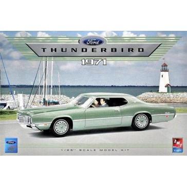 '41 Ford Thunderbird           1/25